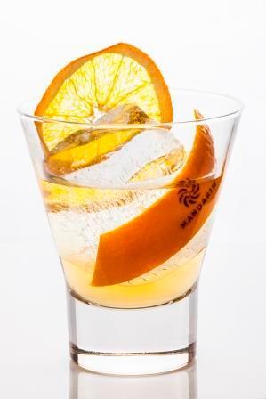 Mandarin Combustible Bar