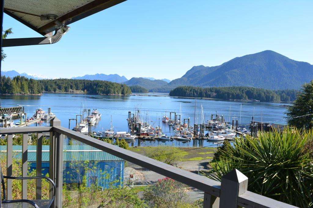 Tofino Motel HarbourView
