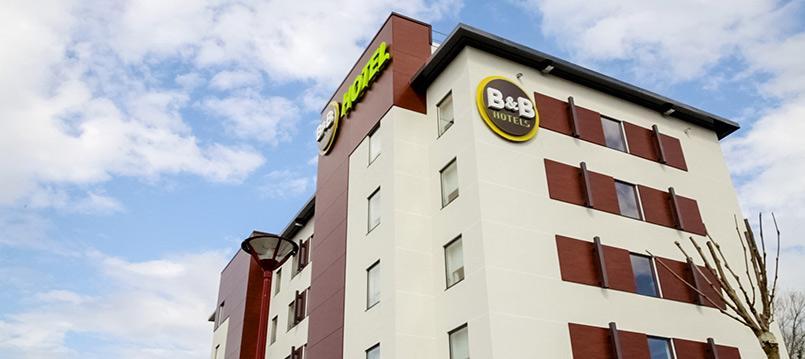 B&B Hotel Bayonne Tarnos