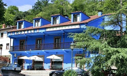 Hotel Penas Juntas