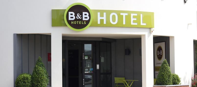 B&B Hotel La Rochelle