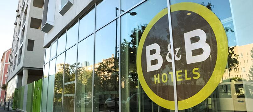 B&B Hotel Marseille Euromed