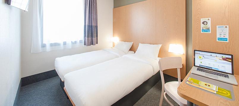 B&B Hotel Nantes Rezé Saint-Sebastien