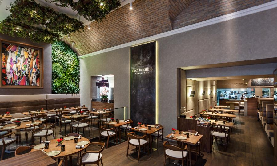 Costes Downtown The 10 Best Restaurants Near