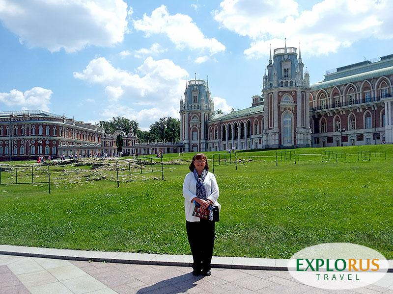 World Map Moscow%0A Explorus Travel  Moscow Tours