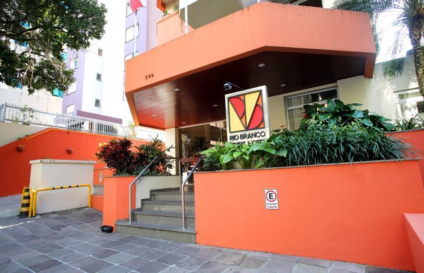 리오 브랑쿠 아파트 호텔