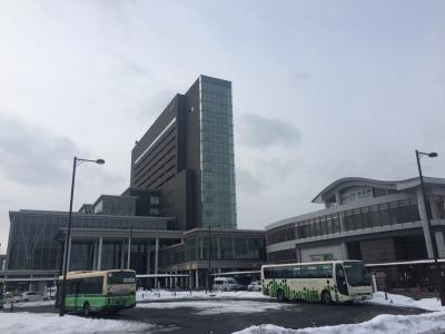 秋田拠点センター アルヴェ
