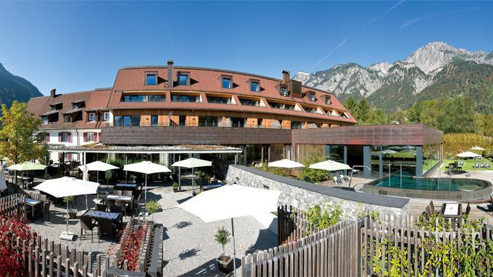 巴拉兹阿尔卑斯山特拉布Spa高尔夫酒店