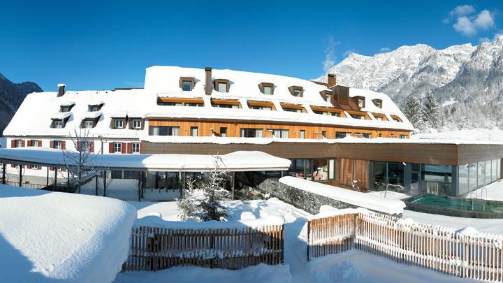 TRAUBE BRAZ Alpen.Spa.Golf.Hotel