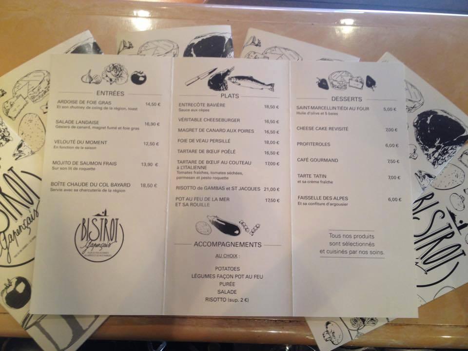 Le Bistrot Gapençais, Gap - Restaurant Avis, Numéro de Téléphone ...