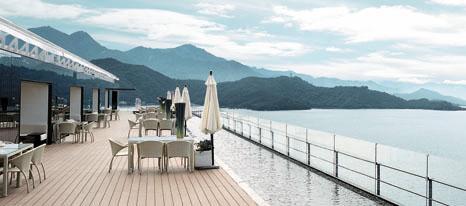 Sky Lounge-Fleur De Chine Hotel