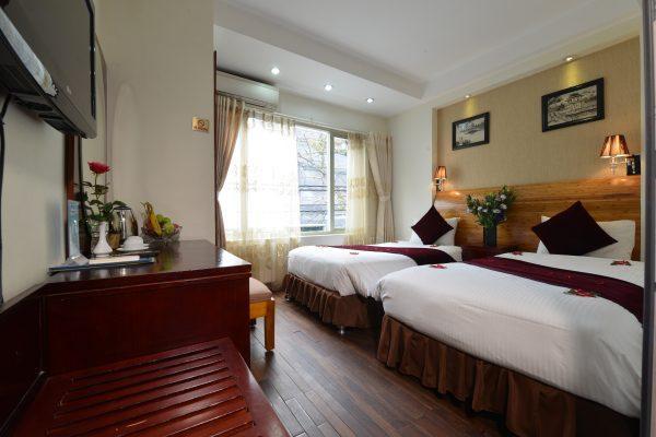 하노이 스파크 호텔