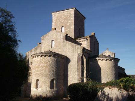 Oratoire Carolingien de Germigny-des-Prés