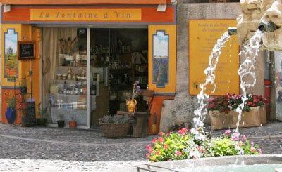 La Fontaine - Produits de pays et vins