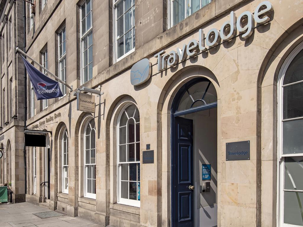 ‪Travelodge Edinburgh Central Waterloo Place Hotel‬