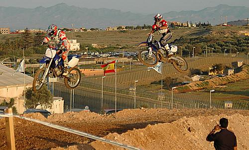 Circuito Motocross Ciudad Autonoma de Melilla