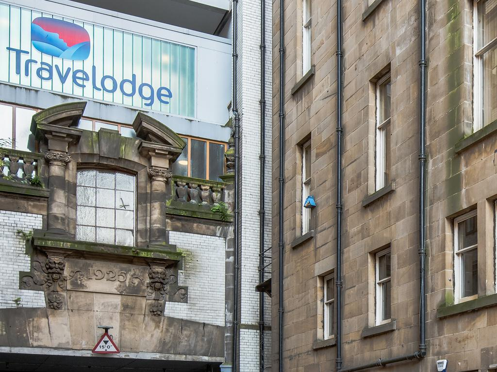 Travelodge Edinburgh Central Princes Street