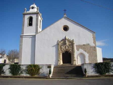 Church of Santo Quintino