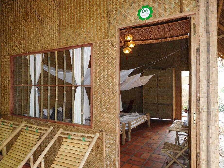 Mekong ecolodge resort vietnam mekong delta voir les for Jardin du mekong homestay