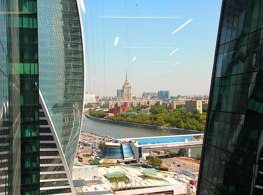 World Map Moscow%0A MoscowCity