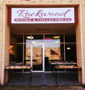 Rockwood Books and Collectibles