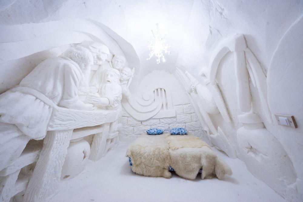 SnowHotel in Kemi