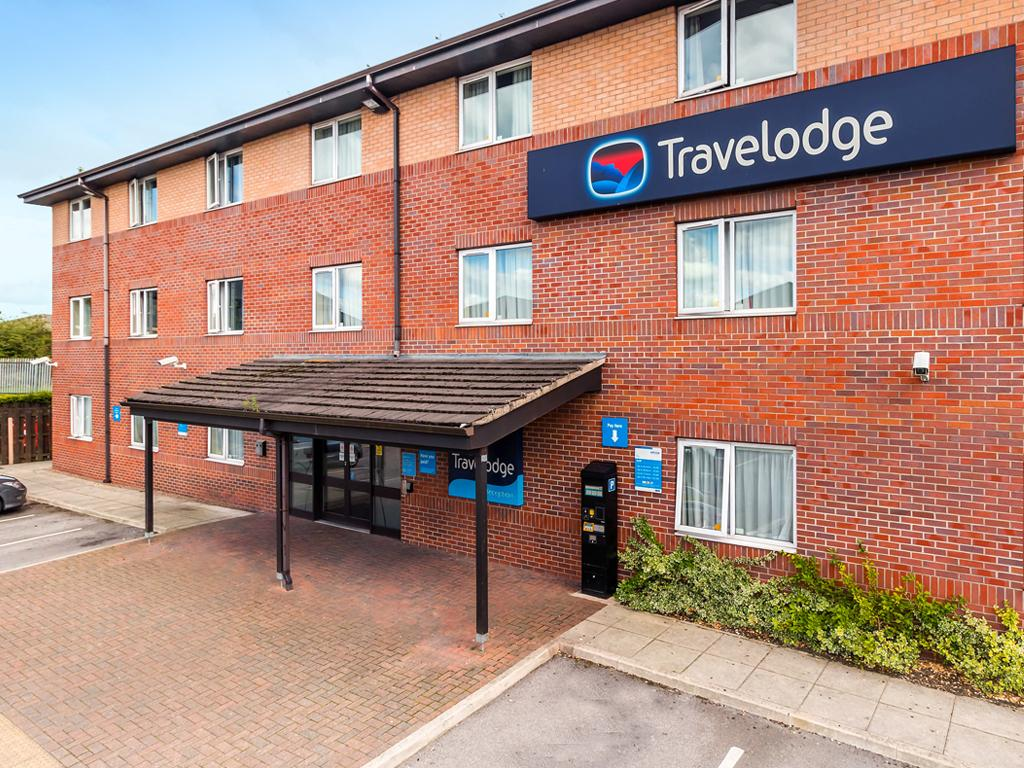 Travelodge Bury
