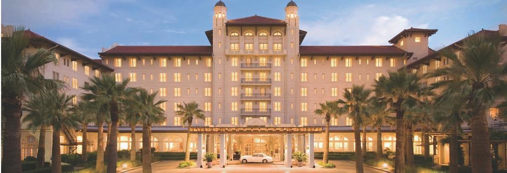 Hotel Galvez & Spa A Wyndham Grand Hotel