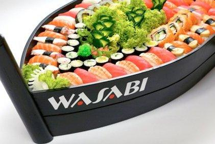 Wasabi Running Sushi & Wok Restaurant