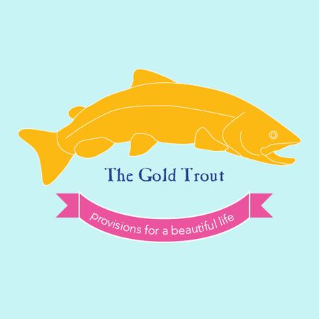 ‪The Gold Trout‬