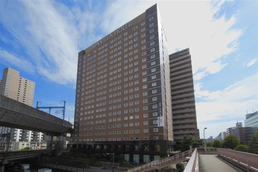 APA Villa Hotel Sendai Eki Itsutsubashi