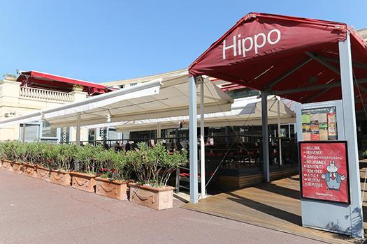 Hippopotamus Montpellier Esplanade de l'Europe