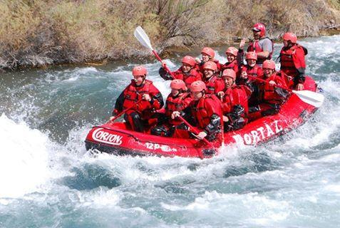 Rios Andinos White Water Rafting
