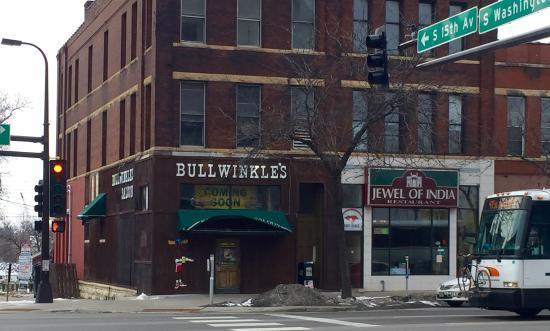 Bullwinkle Saloon