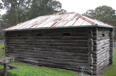 Harrow Log Jail