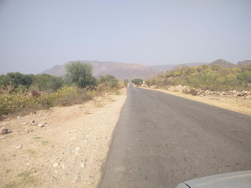 Road Trip Route Usa%0A Ajabgarh Fort