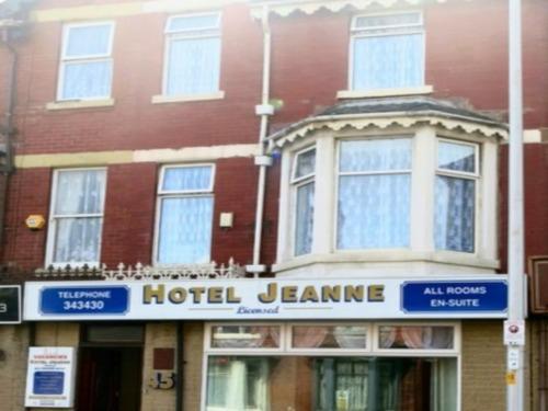 Hotel Jeanne
