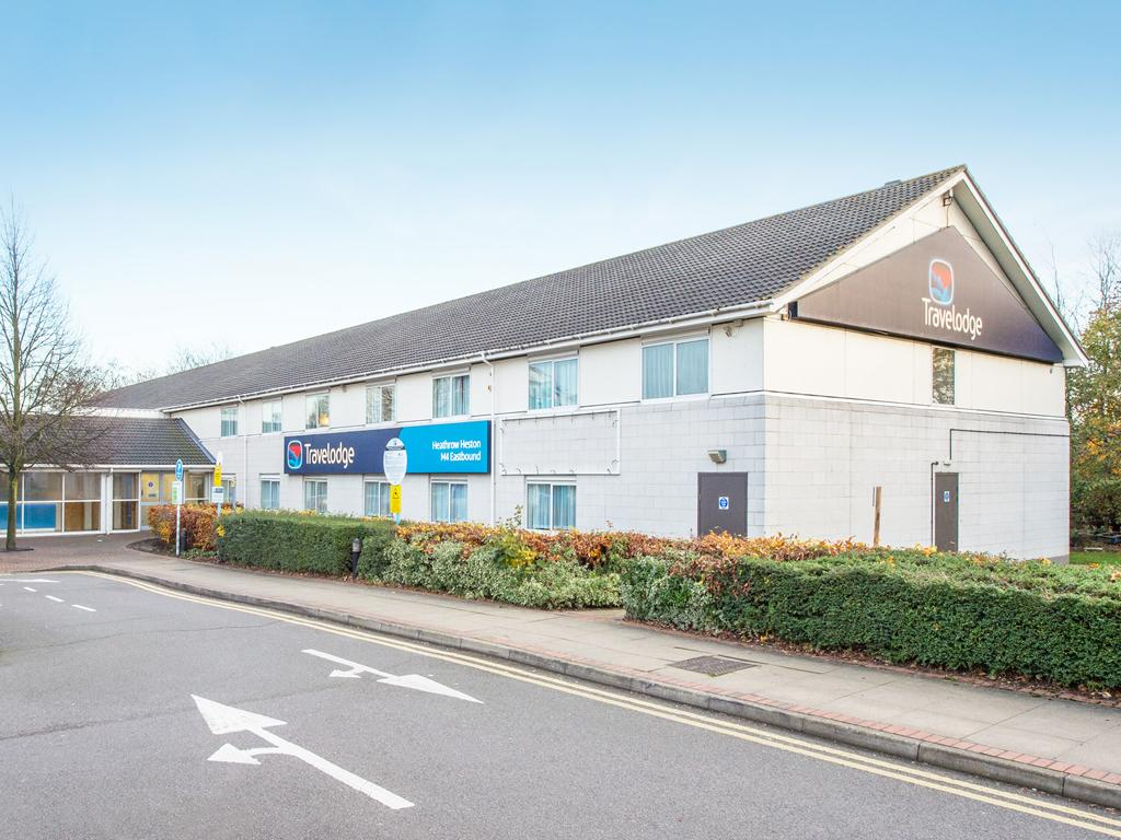 Travelodge Heathrow Heston M4 Eastbound