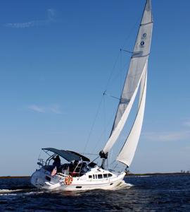 Windward Sailing