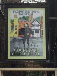 Penny Farthing Museum