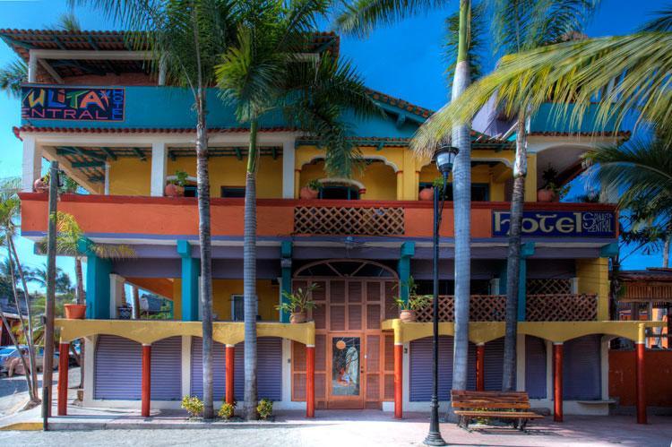 Sayulita Central Hotel Updated 2017 Prices Reviews Mexico Tripadvisor