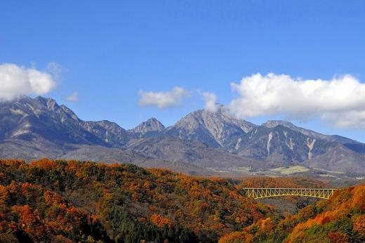 Yatsugatake Kogen Bridge