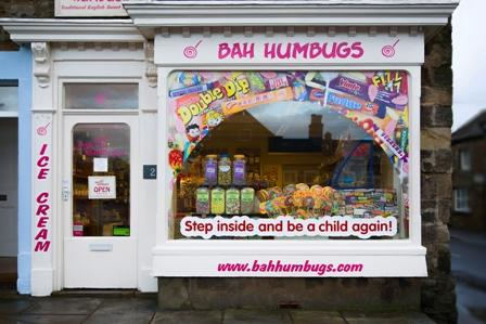 ‪Bah Humbugs Sweet Shop‬