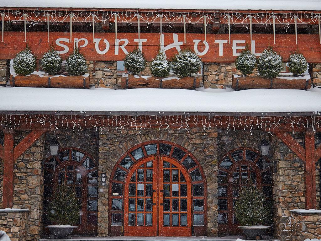 スポルト ホテル