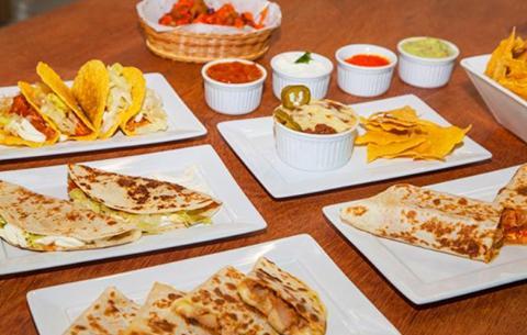 Los Picos - Cozinha Mexicana