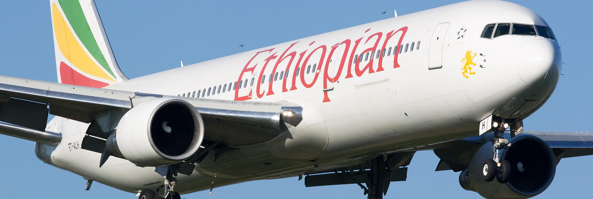 Ethiopian Airlines - Wikipedia