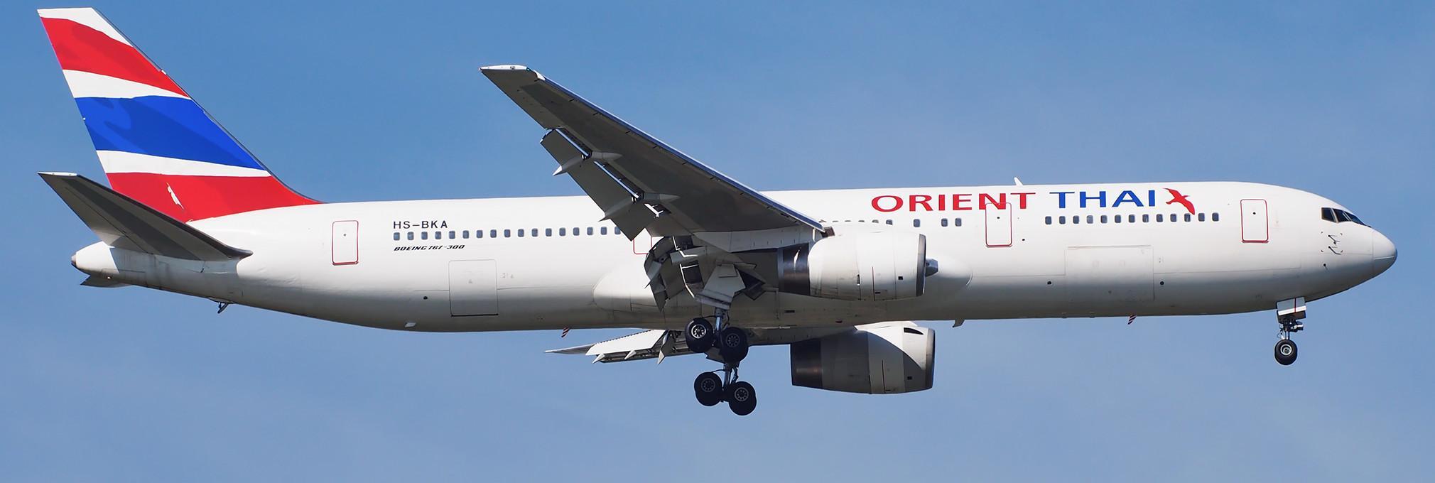 Orient Thai Airlines 21