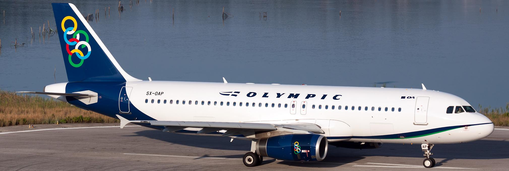 Olympic Airlines - Wikipedia