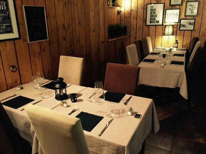 La parenth se inattendue salon de provence restaurant for 13300 salon de provence france