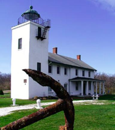‪Horton Point Lighthouse and Nautical Museum‬